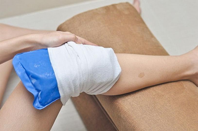 Как правильно делать спиртовой компресс на колено от боли