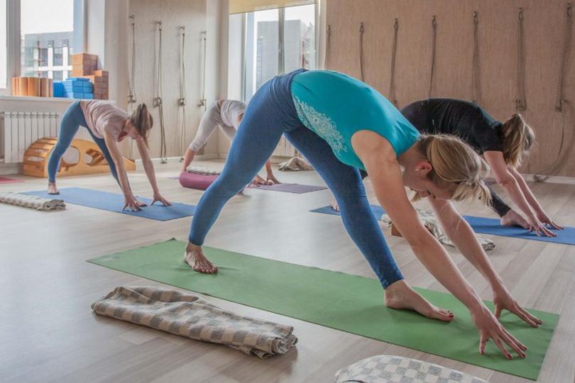 Йога для раскрытия тазобедренных суставов, эффективные упражнения