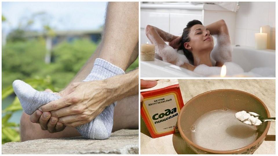 Как лечить подагру пищевой содой?