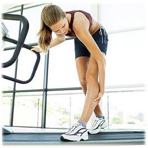Что делать, если болят икроножные мышцы после тренировки?