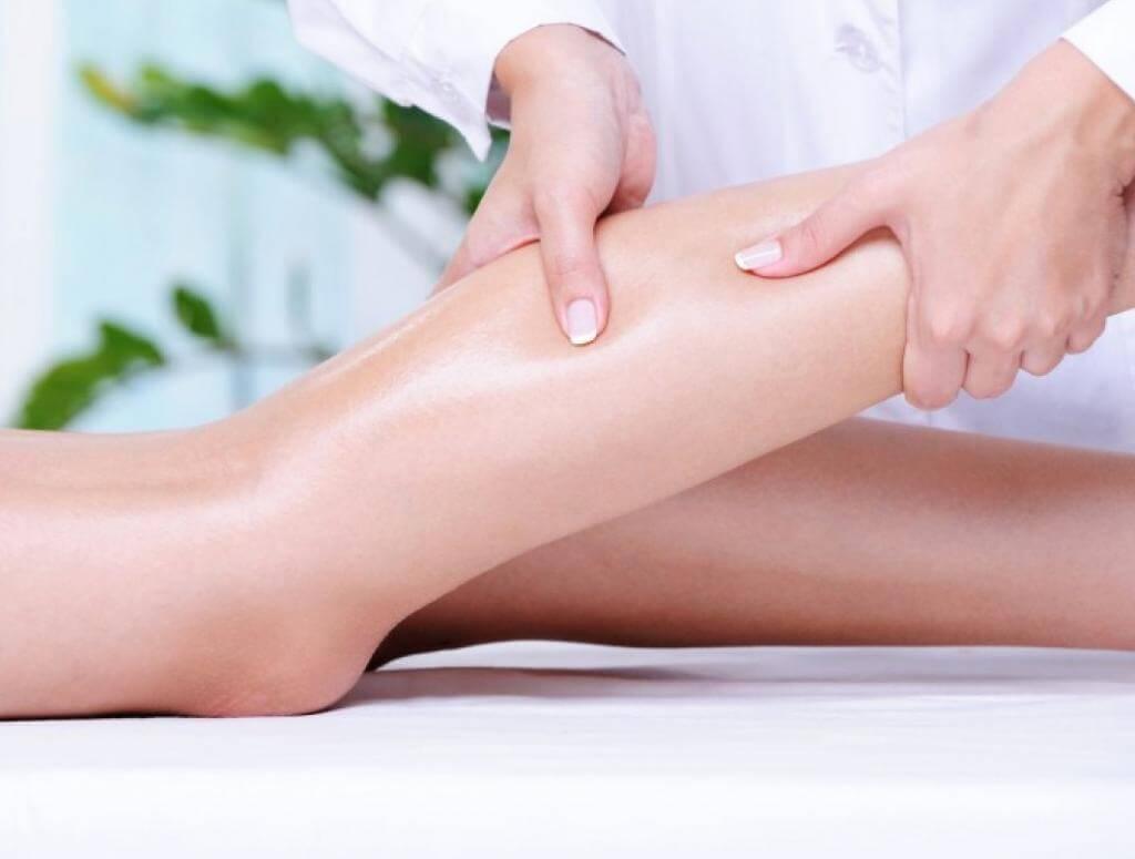 Как сделать икры ног тоньше?